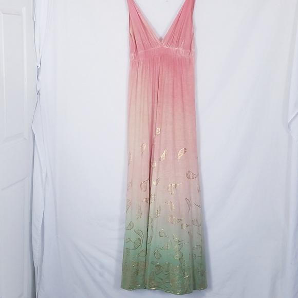 gypsy 05 liza organic cotton ombre sundress